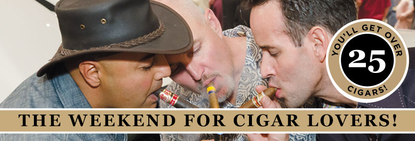 The weekend for cigar lovers!