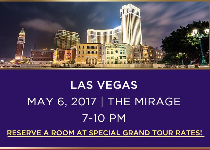 LAS VEGAS MAY 6, 2017 | THE MIRAGE