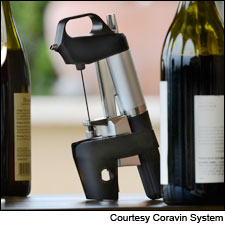 Drink Wine Without Removing Cork