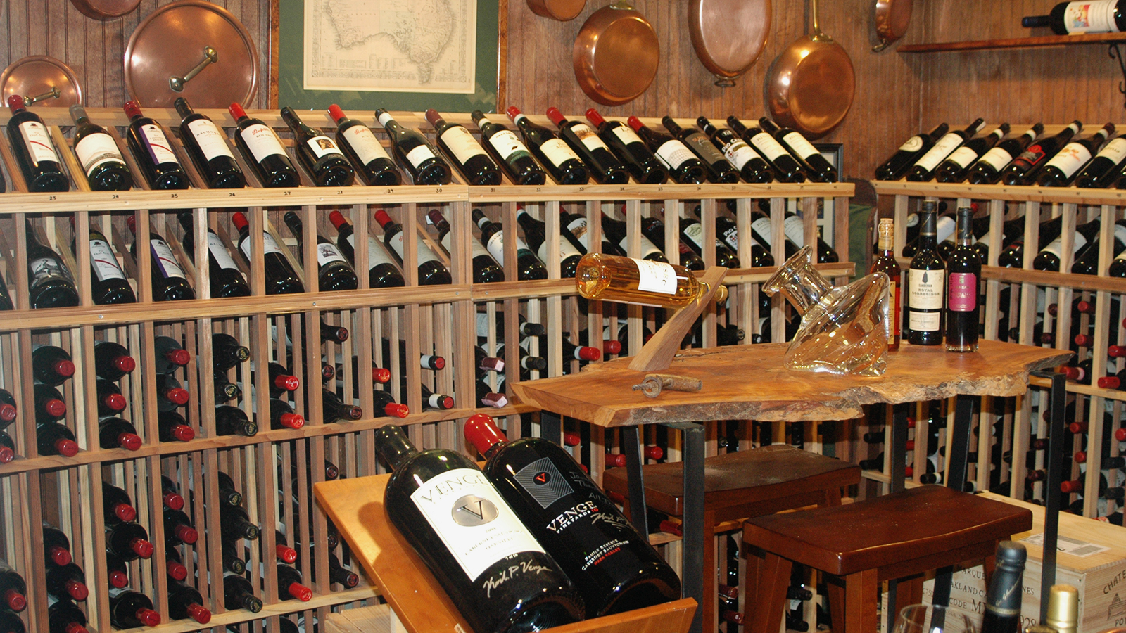 A Well Traveled Wine Cellar Private Cellars Collecting & Personal Wine Cellar - Natashamillerweb