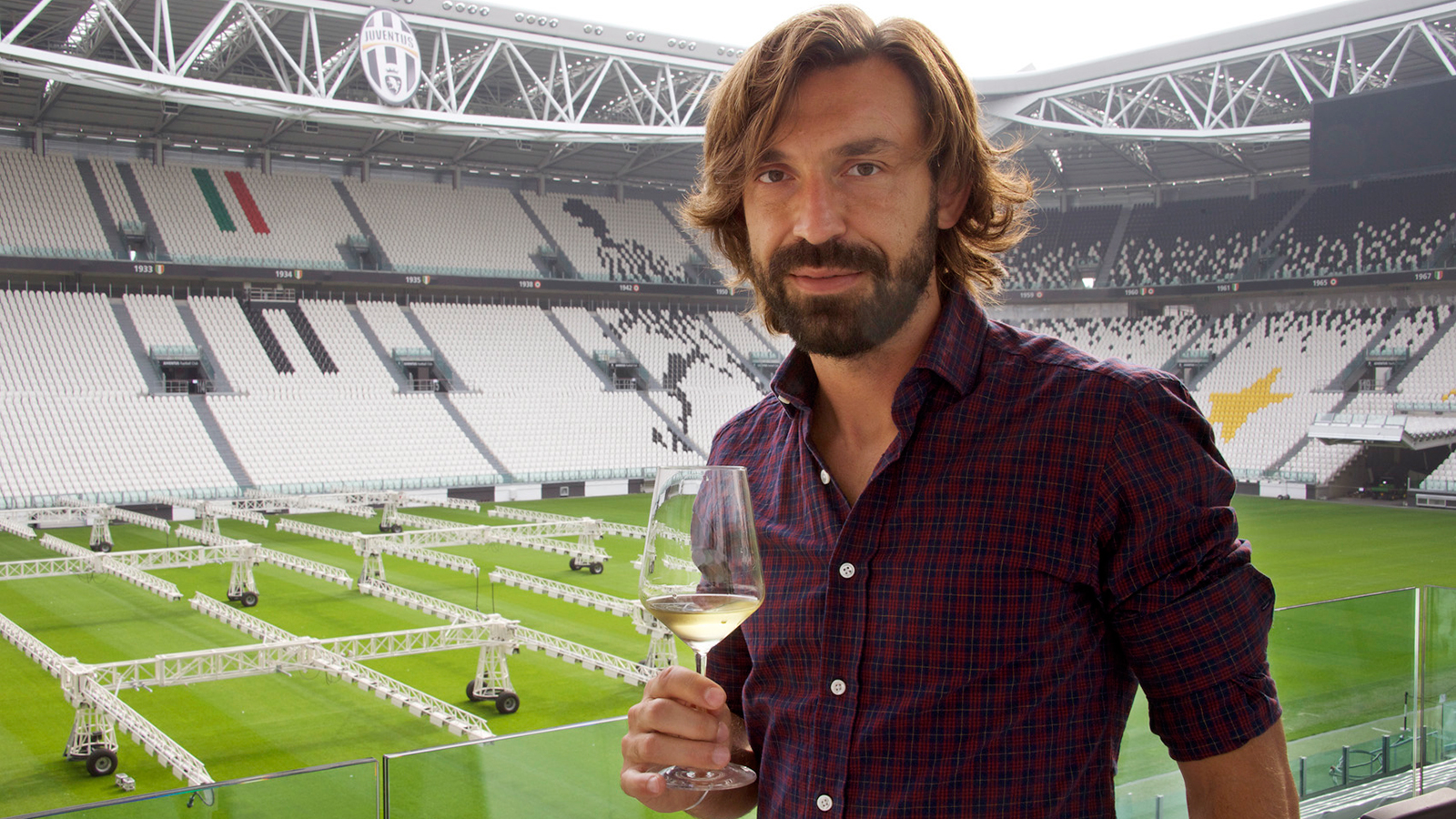 Unfiltered Winemaking Soccer Star Andrea Pirlo Is ing to