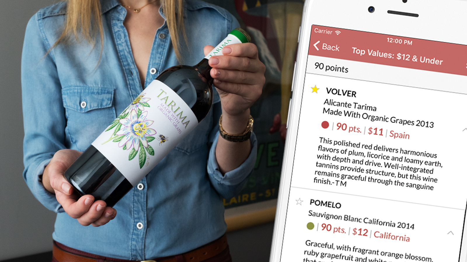 Wine Spectator Releases Free App for Values | News | News & Features | Wine  Spectator