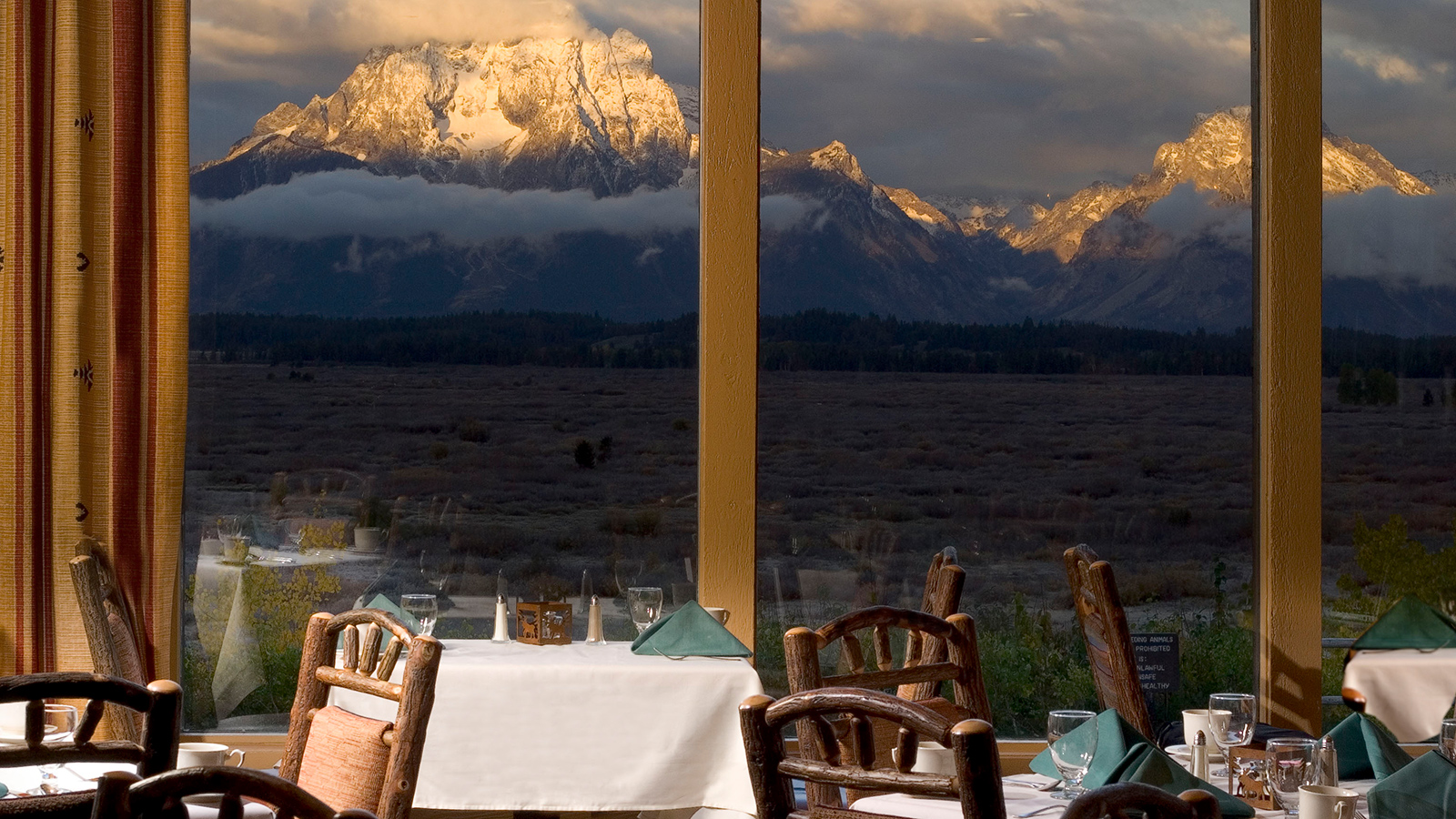 mountain retreats taking wine to new heights restaurant guides