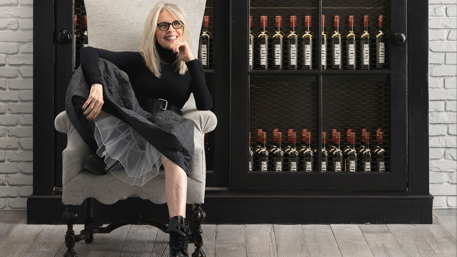 Wine amp Design Diane Keaton And The House That Pinterest Built Design Collecting