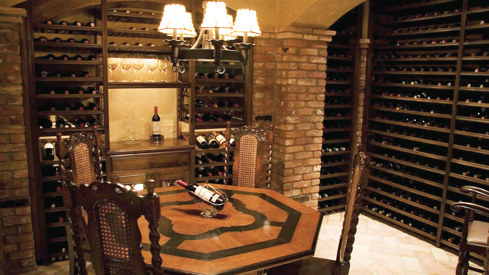 Expensive wine cellar built in basement private cellars expensive wine cellar built in basement private cellars collecting wine spectator arubaitofo Choice Image