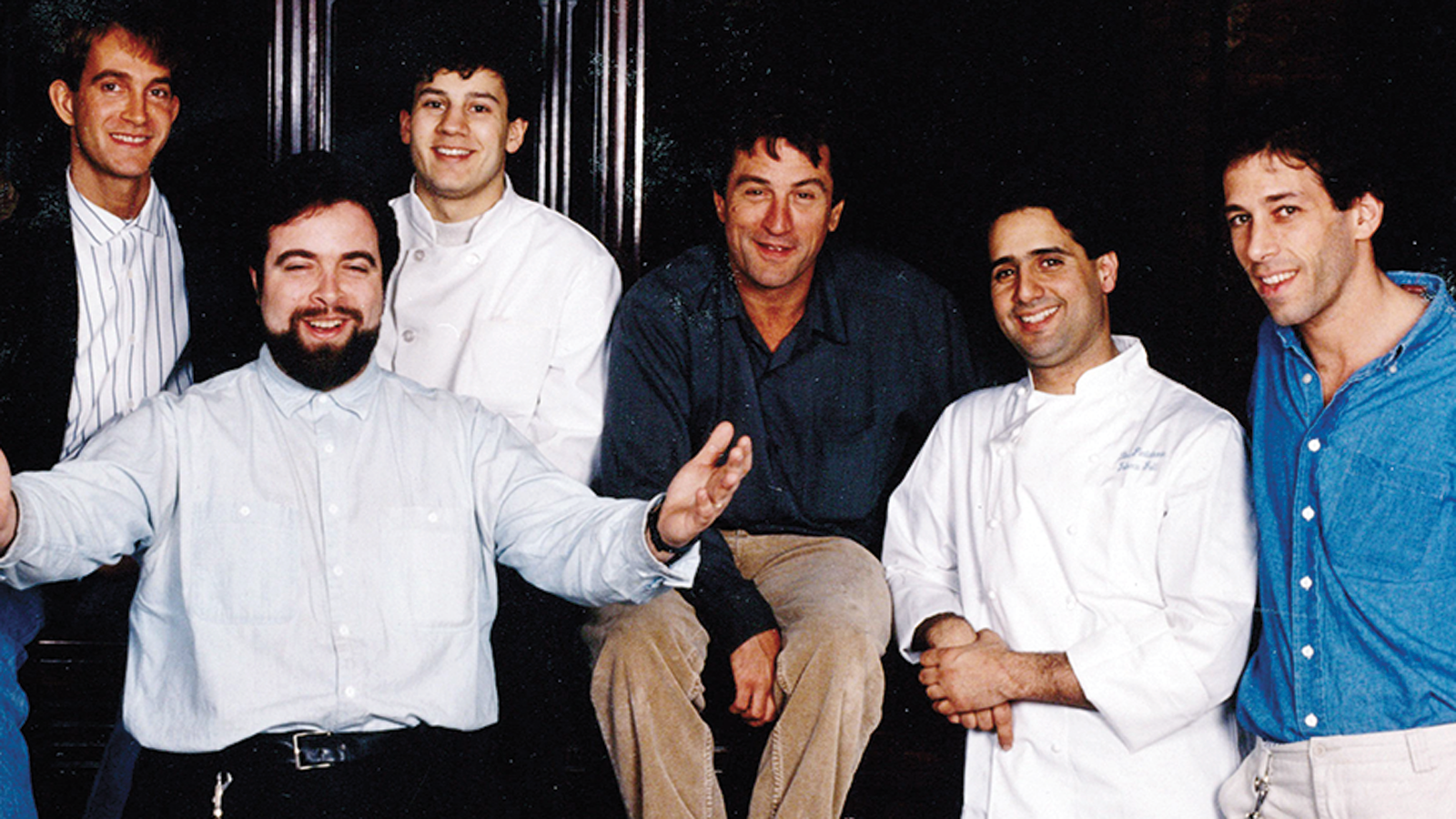 American fine-dining, with the help of restaurateurs such as Drew Nieporent, took off in the economic boom of the mid-1980s.
